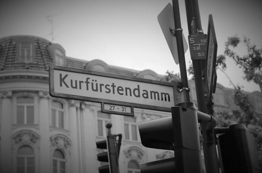 Kurfürstendamm in Berlin